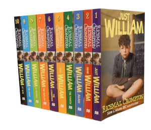 Just William 10 Books