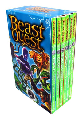 Beast Quest Series 2 - 6 Book Collection