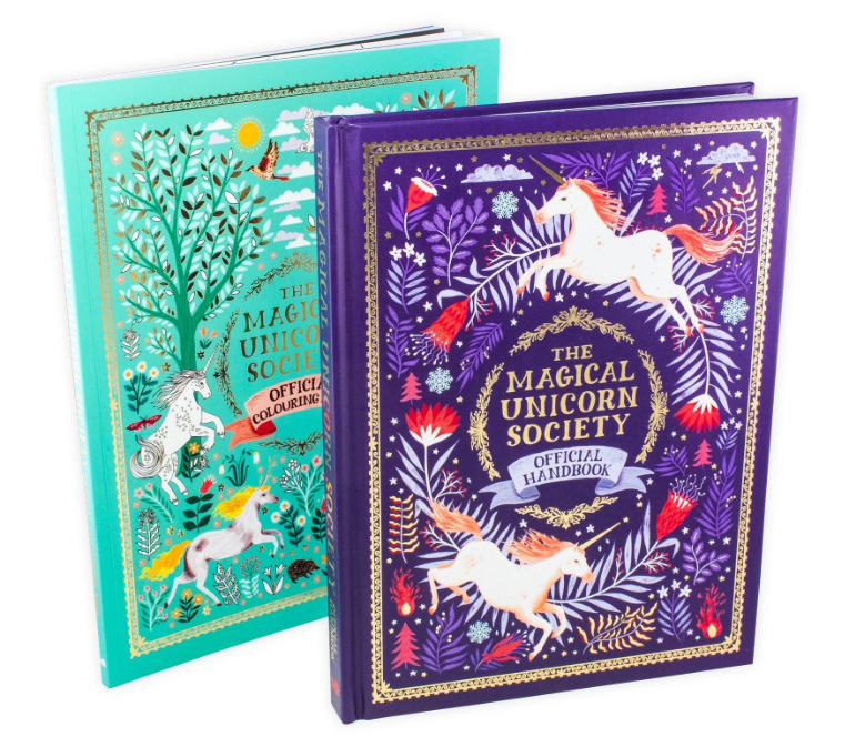 The Magical Unicorn Society 2 Books