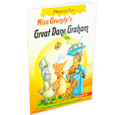 Phonics Fun: Miss Grundy's Great Dane Graham