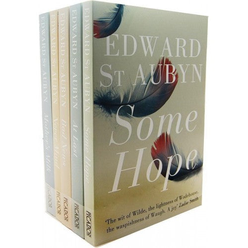 The Patrick Melrose Novels Collection Edward St Aubyn 5 Books