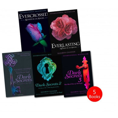 Elizabeth Chandler Series 5 Books Collection