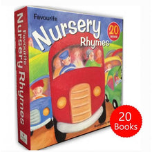 Load image into Gallery viewer, Favourite Nursery Rhymes 20 Books Box Set - Bangzo Books Wholesale