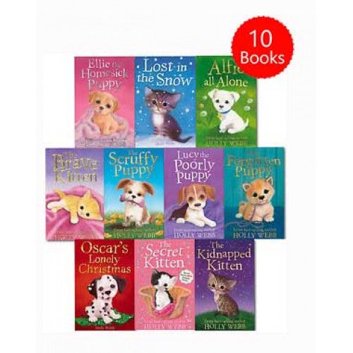 Holly Webb Series 3 Animal Stories Collection