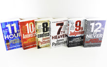 Load image into Gallery viewer, Women Murderclub Series 6 Books (7-12) Paperback Collection By James Patterson