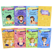 Load image into Gallery viewer, The Complete Jane Austen Childrens Easy Classics 8 Books Collection - Paperback - Age 7-9