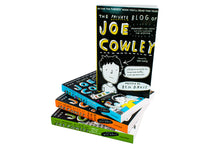 Load image into Gallery viewer, The Private Blog of Joe Cowley 4 Book Collection