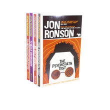 Load image into Gallery viewer, Jon Ronson 4 Books Collection Set - Fiction - Paperback
