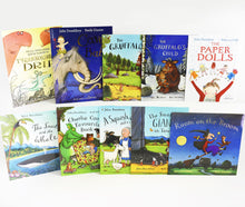 Load image into Gallery viewer, Julia Donaldson Children Story Collection 10 Books In A Blue Bag Paperback Set