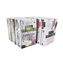 Load image into Gallery viewer, Karin Slaughter 12 Books Adult Collection Pack Paperback Gift Set