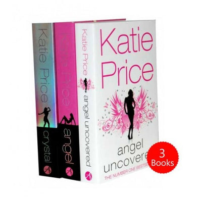Katie Price 3 Books Collection Set