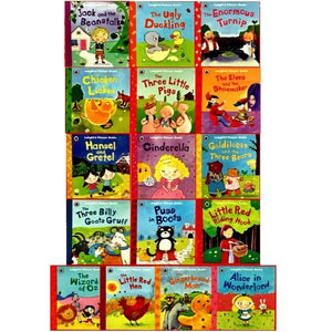 Ladybird Picture 16 Books Children Collection Paperback Set - Bangzo Books Wholesale
