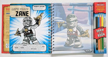 Load image into Gallery viewer, Lego Ninjago Master of Spinjitzu: How to Draw - Bangzo Books Wholesale