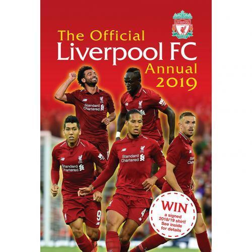 The Official Liverpool FC Annual 2019