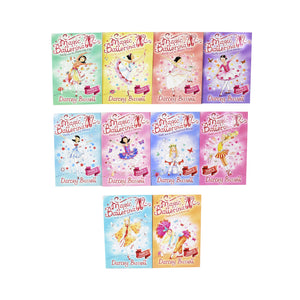 Magic Ballerina Collection Darcey Bussell 22 Books Set - Bangzo Books Wholesale