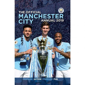 The Official Manchester City FC 2019 Annual