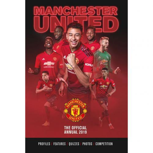 The Official Manchester United Annual 2019