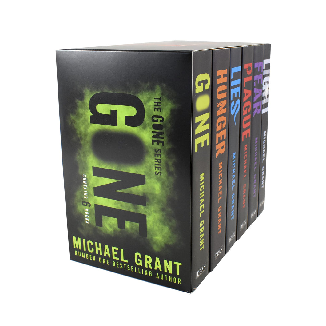 Gone Series Michael Grant Collection 6 Books Set New cover - Ages 7-9 - Paperback