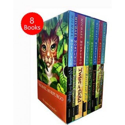 Michael Morpurgo 8 Book Collection (Series 2) - Bangzo Books Wholesale