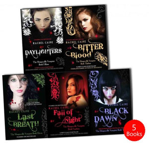 The Morganville Vampires Collection 5 Books Set Series 3