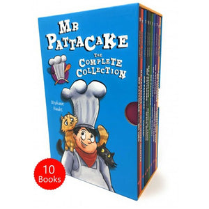 Mr. Pattacake - 10 Book Collection