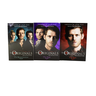 Originals Trilogy 3 Books Young Adult Collection Pack Paperback Set By Julie Plec