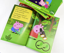 Load image into Gallery viewer, Peppa Pig Read it yourself with Ladybird 14 Books - Ages 5-7 - Paperback