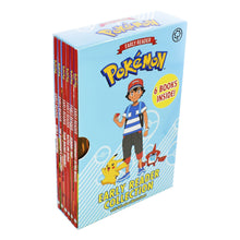 Load image into Gallery viewer, Official Pokemon Story Books For Early Reader 6 Books Children Collection Box Set