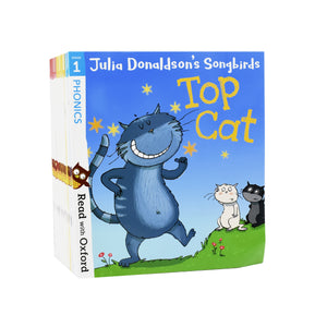 Songbirds Read With Oxford 36 Books Children Pack Paperback By Julia Donaldson