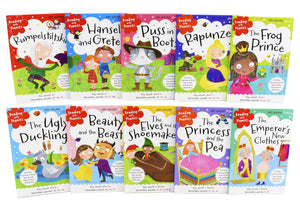 Reading With Phonics Key Sounds 10 Books Collection - Hardback- Age 5+