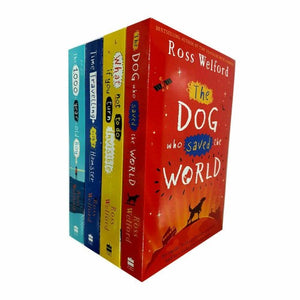 Ross Welford 4 Books Children Set Paperback Collection