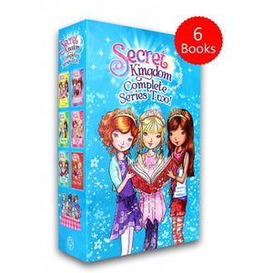 Secret Kingdom Series 2 - 6 Books Collection
