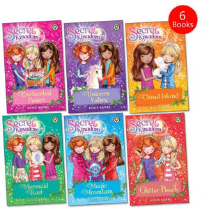 Secret Kingdom Series 1 - 6 Books Collection