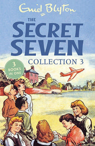 Enid Blyton The Secret Seven 4 Book 12 Story Collection