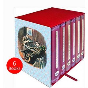 Sherlock Holmes 6 Books Collection - Classic
