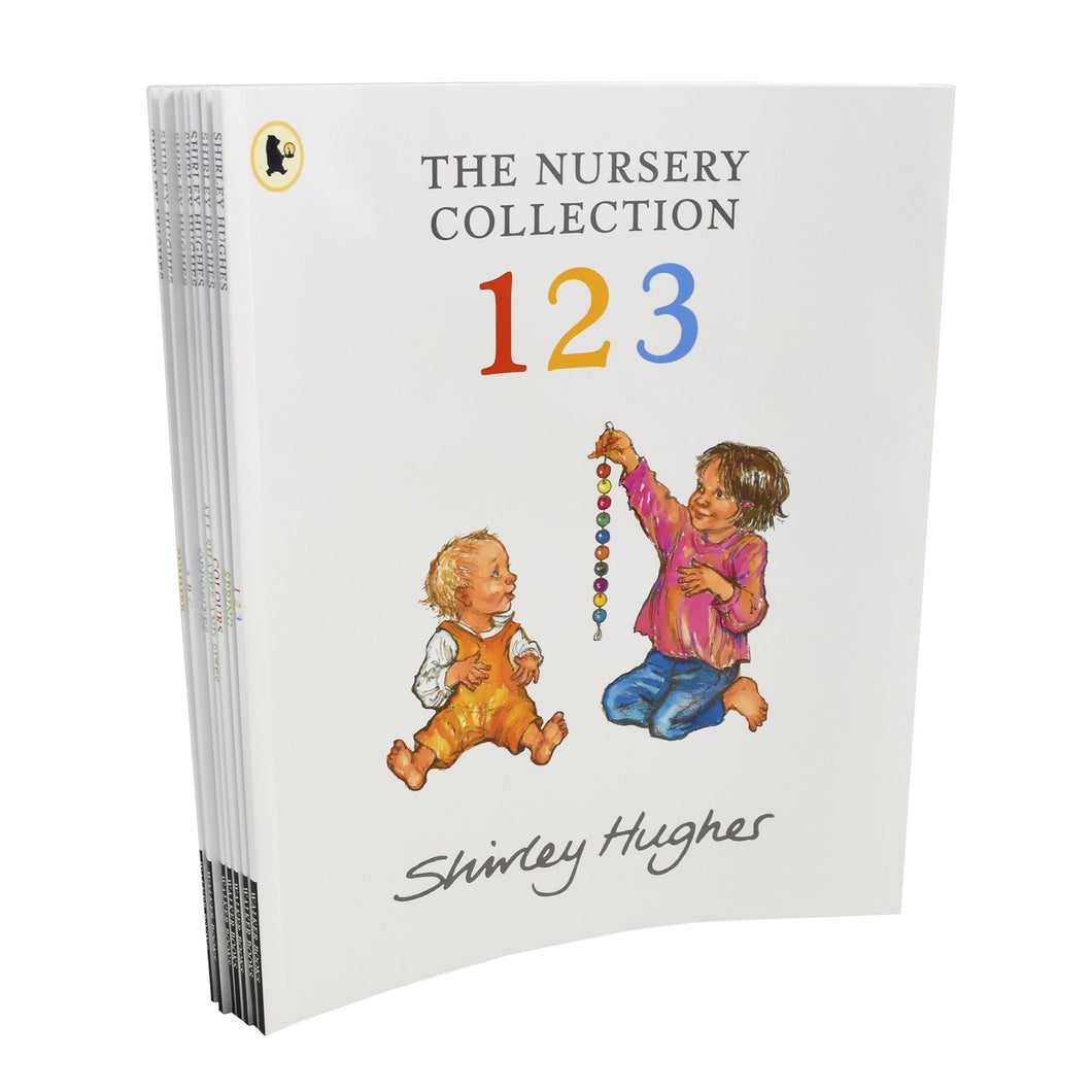 The Shirley Hughes Nursery 10 Books Collection - Age 0-5 - Paperback