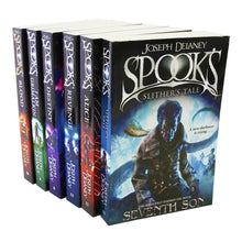Load image into Gallery viewer, Spooks Wardstone Chronicles 8-13 Books Young Adult Paperback By Joseph Delaney
