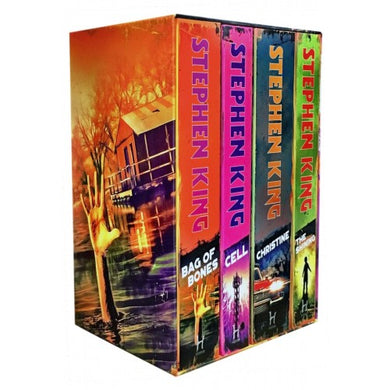 Stephen King A Classic Collection 4 Book Set