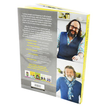 Load image into Gallery viewer, Hairy Dieters Make It Easy Food Book Paperback By Si King & Dave Myers