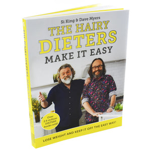 Hairy Dieters Make It Easy Food Book Paperback By Si King & Dave Myers
