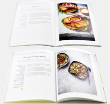 Load image into Gallery viewer, Hairy Dieters Go Veggie & Make It Easy 2 Food Books Set By Si King & Dave Myers