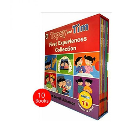 Topsy and Tim First Experience 10 Book Collection