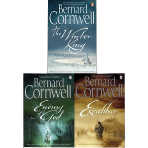 The Bernard Cornwell Warlord Chronicles 3 Book Collection