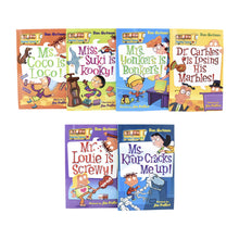 Load image into Gallery viewer, Weird School 21 Books Box Set - Ages 7-9 - Paperback - Dan Gutman