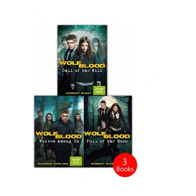 Wolfblood Series 3 Books Collection Set