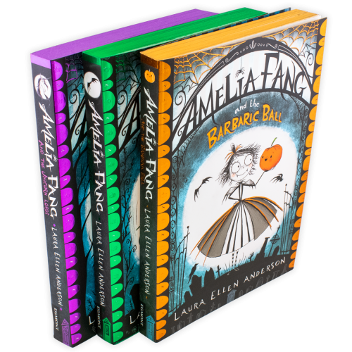 Amelia Fang 3 Book Collection