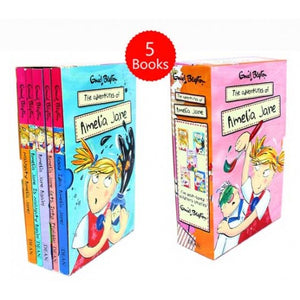 Amelia Jane 5 Books Collection
