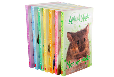 Animal Magic Collection 7 Book Set - Bangzo Books Wholesale