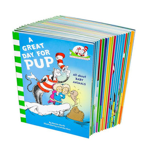 Dr Seuss Cat in The Hat's Learning Library 20 Books Box Set