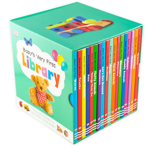 Baby's Very First Library 18 Board Books - Bangzo Books Wholesale